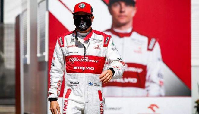 Foto: Kimi Raikkonen a devenit pilotul cu cei mai mulți kilometri parcurși în Formula 1