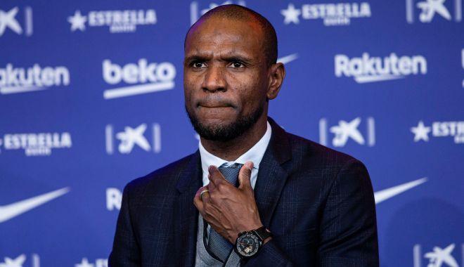 Foto: FC Barcelona a anunțat concedierea directorului sprtiv Eric Abidal