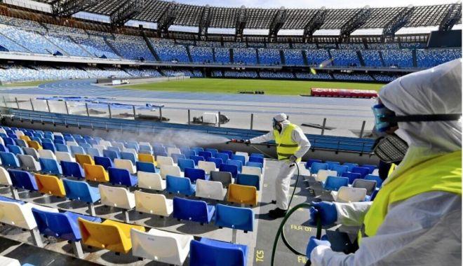 Foto: Ionuţ Stroe va lua în calcul posibilitatea revenirii spectatorilor pe stadioane