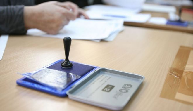 Foto: Klaus Iohannis: Votul nostru decide cum se vor schimba localităţile în care trăim