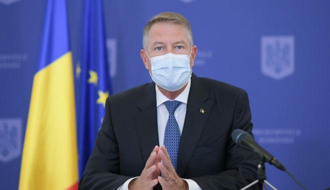 Klaus Iohannis: Să fie clar, nu există nicio intenție de lockdown după alegeri - 1-1606323762.jpg