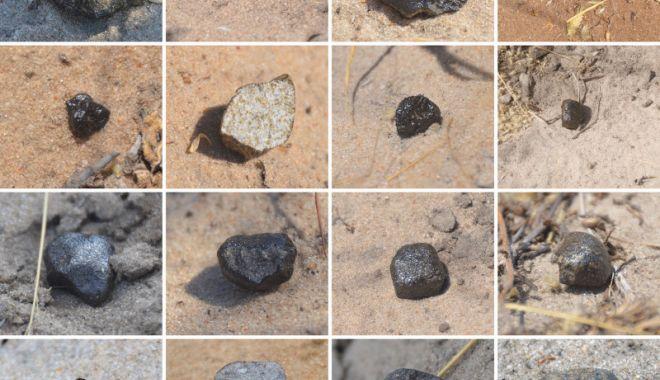 Meteoriți căzuți pe Pământ după o călătorie de 22 de milioane de ani prin spațiu - 1-1619960781.jpg