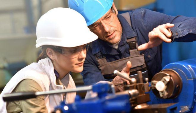 Foto: 100 de miliarde de euro pentru protejarea locurilor de muncă europene