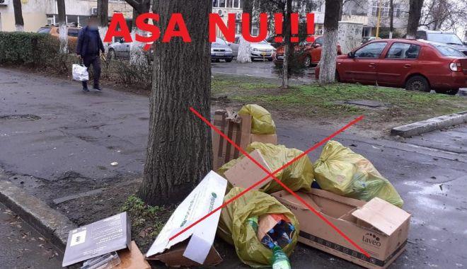 Constănţenii care locuiesc la casă, amendaţi dacă scot gunoiul pe stradă în alte zile decât cele de colectare - 139c0afb5c3543c79b69e3bc6b8d4cfa-1620735276.jpg