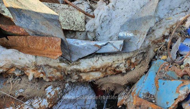VIDEO. Şlepuri cu tone de deşeuri, descoperite în Portul Murfatlar - 162322857315313086s4-1623229969.jpg