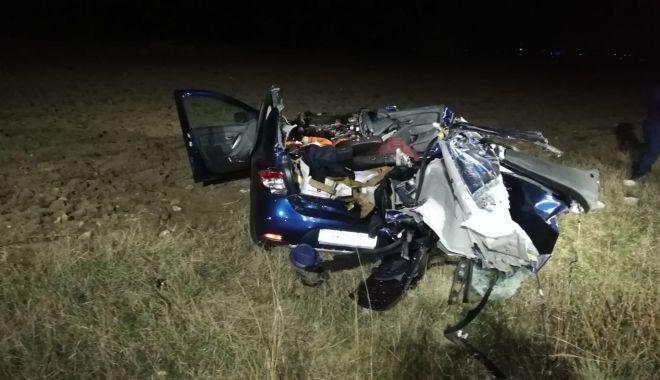 TRAGEDIE PE ȘOSEA! Bărbatul mort în accidentul de la Lumina, șef în aparatul central APIA - 17novmortaccidlumina3-1605603878.jpg