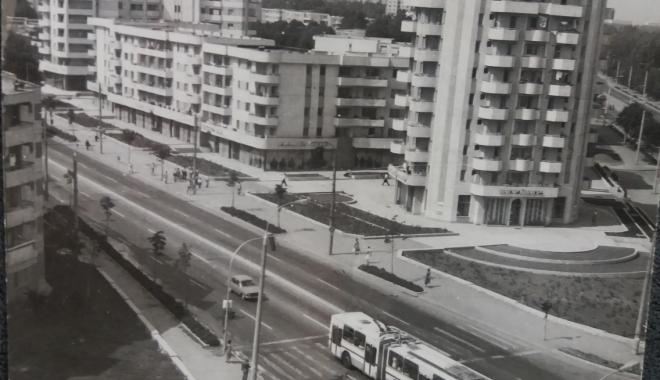 """Foto: Arhiva de Aur """"Cuget Liber"""". Constanța anilor 80, ce oraș frumos am avut!"""