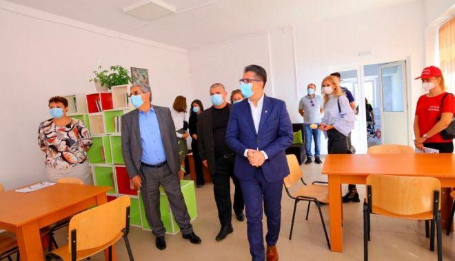 Primul centru permanent pentru persoanele fără adăpost, inaugurat astăzi la Constanţa