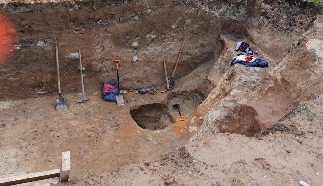 GALERIE FOTO. Un nou mormânt descoperit de arheologi la Mormântul Hypogeu - 2-1619089243.jpg
