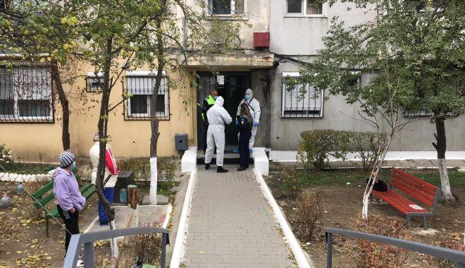 UPDATE / MACABRU! Doi morți, găsiți într-un apartament din Medgidia - 20novupdatemortiincasa1-1605870444.jpg