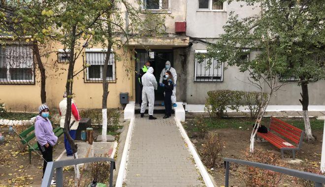 UPDATE / MACABRU! Doi morți, găsiți într-un apartament din Medgidia - 20novupdatemortiincasa4-1605870490.jpg