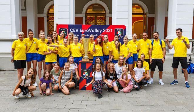 Volei / A început Turul Trofeului European Volleyball. Tricolorele, întâlnire cu suporterii - 21677992842930343907624908449386-1626446151.jpg