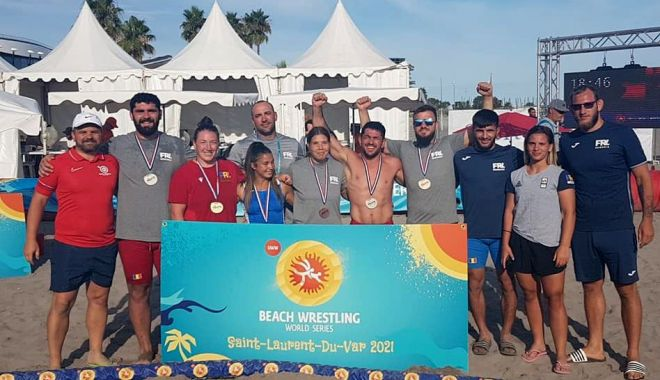 Lupte pe plajă / Constănţeanul Vlad Caraş, medaliat cu argint la Nisa - 21799265769382896995305056123214-1626688938.jpg
