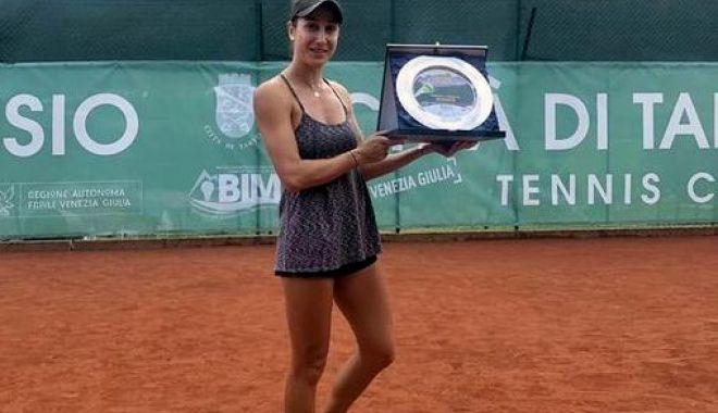 Tenis / Cristina Dinu, campioana turneului ITF de la Tarvisio - 21860459847517909348510232759034-1626690005.jpg
