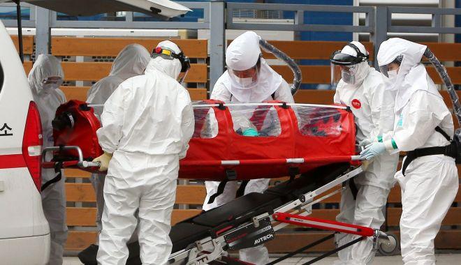 Foto: Încă șapte persoane au murit după infectarea cu coronavirus. Bilanțul ajunge la 608