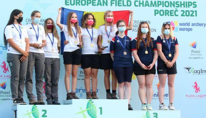 Tir cu arcul / Tricolorii, patru medalii la Campionatul European, toate la juniori - 24179637261347367032680003336487-1631529961.jpg