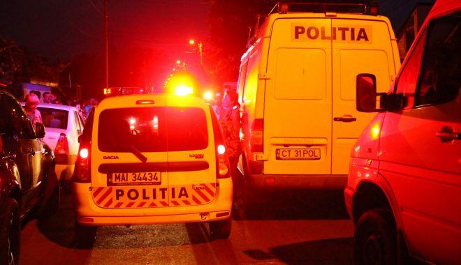 Foto: CRIMĂ ÎNGROZITOARE în Constanța! Bătrân sufocat cu o pernă