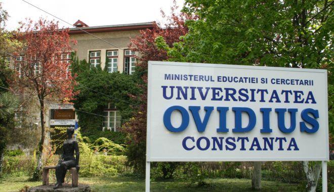 """Foto: STUDENTE izolate în căminul Universității """"Ovidius"""" din cauza CORONAVIRUS"""