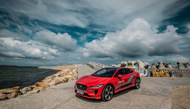 Foto: Galerie foto. Jaguar I-PACE, disponibil pentru test drive la Exclusiv Auto
