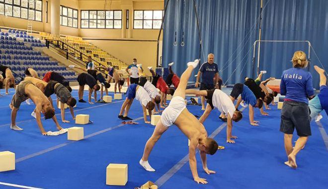 Gimnastică / Doi juniori români, în cantonament la Salonic, alături de sportivi din 14 ţări - 6124e94b1eb9f30b7774c8c404bd1990-1629986629.jpg