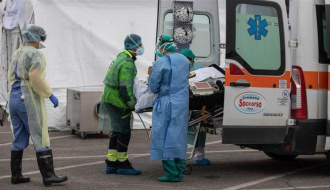 Foto: Decese noi din cauza coronavirusului. Bilanțul a ajuns la 469 de morți