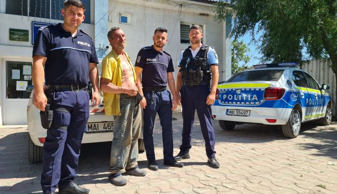 Bărbat cu probleme medicale, dat DISPĂRUT, găsit în câteva ore de polițiștii din Topraisar - 702e351e7bb24a048bbf05ef537d40fd-1626452460.jpg