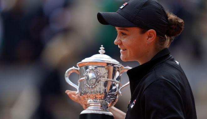 Foto: Gafă istorică pe trofeul de la Roland Garros. BBC a descoperit ce au scris francezii pe el, din greșeală