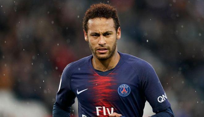 Foto: 'Remontada' din partida cu PSG, printre cele mai frumoase momente pentru Neymar