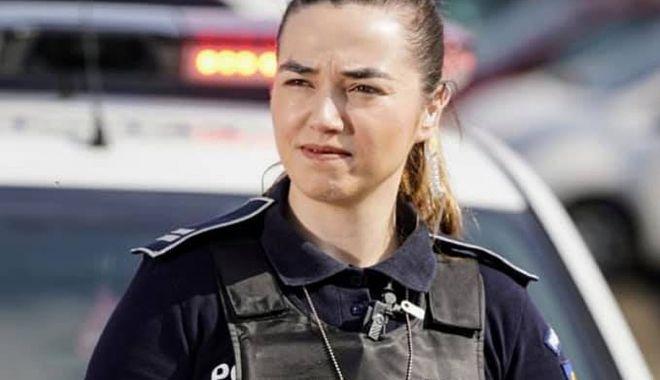 """Foto: Polițistă din Constanța, supranumită """"PITBULL-ul""""! A băgat spaima în hoți!"""
