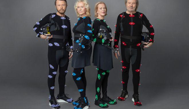 Formația ABBA a revenit în Top 10, după 40 de ani - abbarevineintop-1631020894.jpg