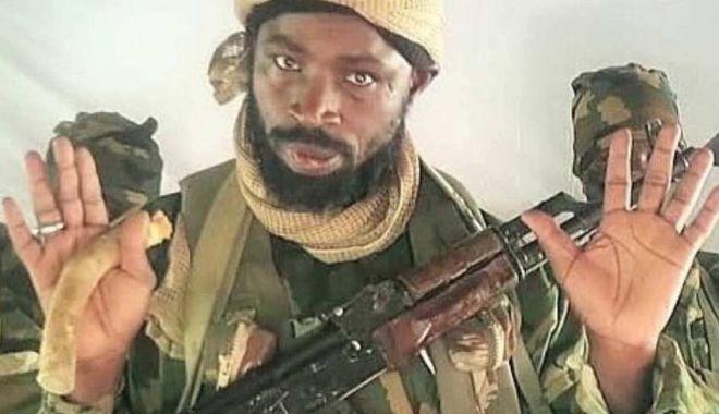 Abubakar Shekau, liderul grupării jihadiste Boko Haram, s-a sinucis - abubakarshekau-1623052946.jpg