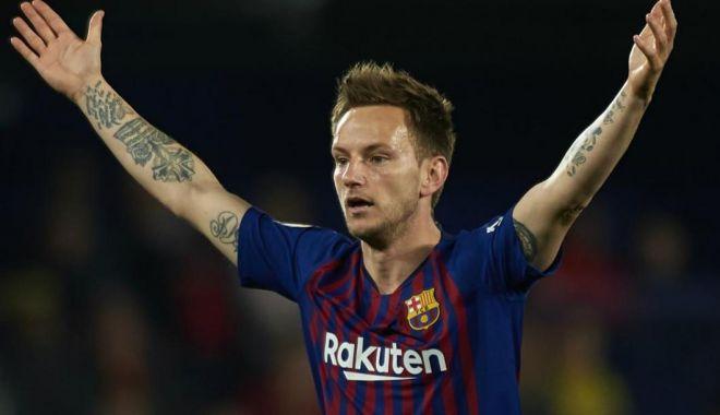 Foto: Barcelona a anunțat-o pe Man. United că e dispusă să negocieze transferul lui Ivan Rakitic
