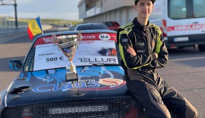 Claudiu Adam (18 ani), cel mai tânăr campion național de drift - adam-1633969213.jpg