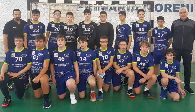 Adversari puternici pentru Academia HC Dobrogea Sud, la turneul final - adversari-1622565629.jpg