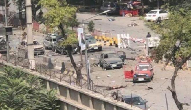 Foto: Atenție, VIDEO șocant! Imagini cu atacul din Afganistan, în care a murit un militar român