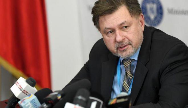 Foto: Alexandru Rafila: Este probabil ca circa 500.000 de români să fi trecut deja prin infecția cu coronavirus