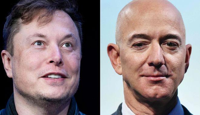 Jeff Bezos şi Elon Musk, anchetaţi în America pentru că nu ar fi plătit impozit pe venit - anchetainsua-1623245618.jpg