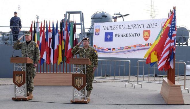 Foto: Apărarea la Marea Neagră. Armata României, pilon de stabilitate în regiune