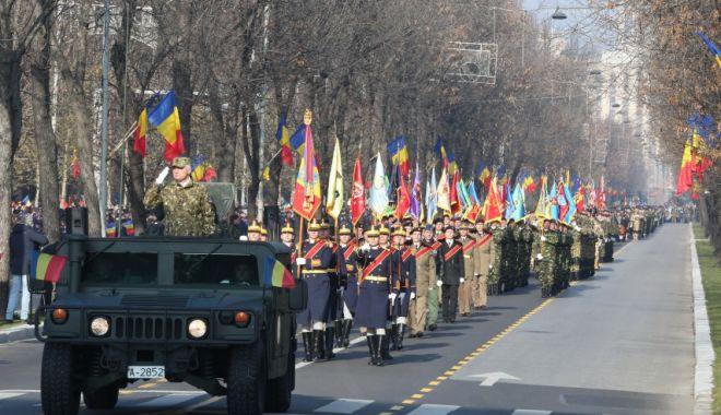 Foto: Paradă militară națională de 1 Decembrie. Informații de ULTIMĂ ORĂ