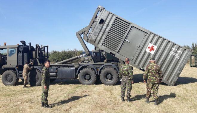 Foto: Cât de pregătiți suntem pentru un seism major? Militarii români, la datorie!