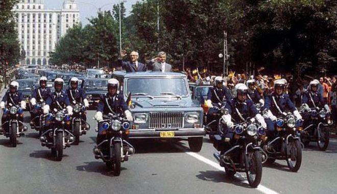 Foto: S-a vândut ARO-ul lui Ceaușescu. Cât a scos din buzunar noul proprietar