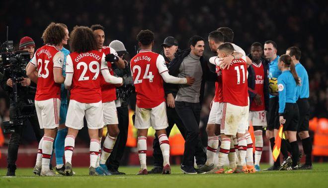 Foto: Fotbaliștii lui Arsenal refuză reducerile salariale