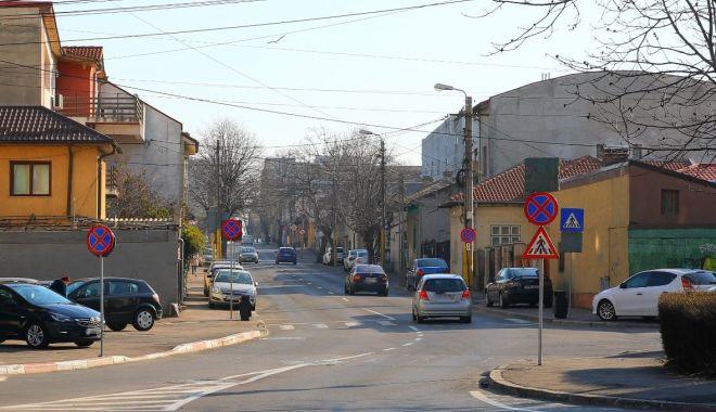 ATENŢIE, șoferi! De marți, trei străzi din Constanța vor avea sens unic - atentieconstanteni-1617523611.jpg