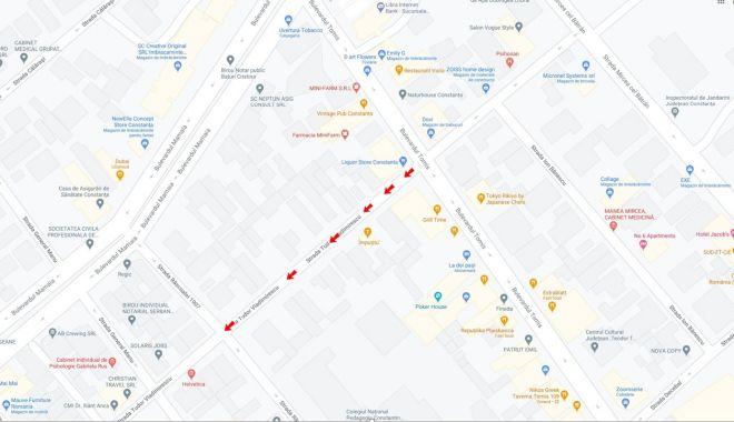 Atenţie, şoferi! Noi schimbări în traficul din Constanţa - atentiesoferi-1618577948.jpg