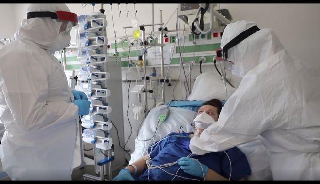 Situaţie critică, la Constanţa. Nu mai este niciun pat liber la Terapie Intensivă - ati-1616671308.jpg
