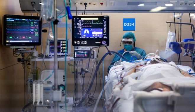 COVID-19. Peste 7.300 de cazuri noi depistate, de ieri până astăzi - aticovid-1605007848.jpg