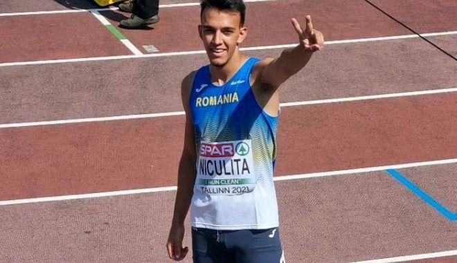 Atleţii tricolori, la Campionatele Europene U20. Remus Niculiţă, în finală la 400 metri - atletii-1626462487.jpg