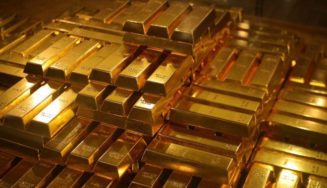Și-au repatriat rezervele de aur! Îl țineau la Banca Angliei de 70 de ani - aur-1574702515.jpg
