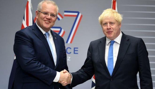 Australia şi Marea Britanie au semnat un acord de liber schimb post-Brexit - australiasimareabritanie-1623852120.jpg