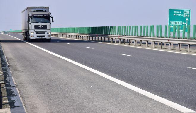 Foto: RESTRICȚII DE TRAFIC pe Autostrada Soarelui